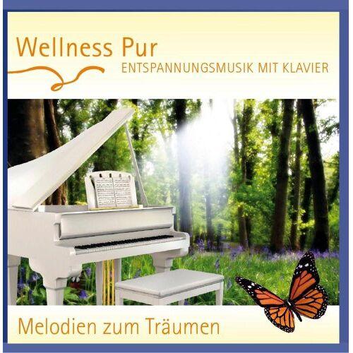 Wellness Pur - Entspannungsmusik mit Klavier - Preis vom 03.05.2021 04:57:00 h
