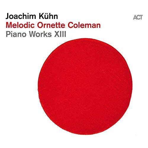 Joachim Kühn - Joachim Kühn:Melodic Ornette Coleman - Preis vom 19.01.2020 06:04:52 h