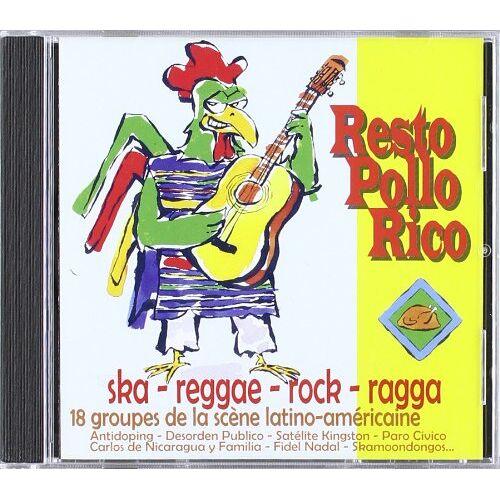Various - Resto Pollo Rico Vol.1 Y Vol.2 - Preis vom 20.10.2020 04:55:35 h