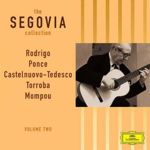 Andres Segovia - Segovia Collection,the/Vol.2 Werke Gitarre Solo 1 - Preis vom 18.01.2021 06:04:29 h