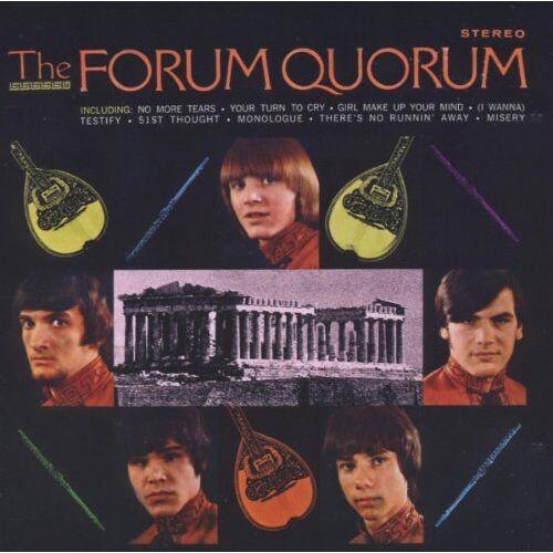 Forum Quorum - The Forum Quorum - Preis vom 23.01.2021 06:00:26 h