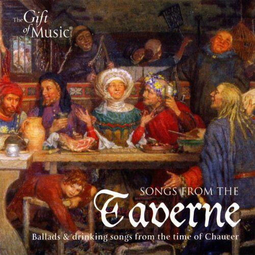 Banks - Songs from the Taverne - Balladen und Trinklieder - Preis vom 05.03.2021 05:56:49 h