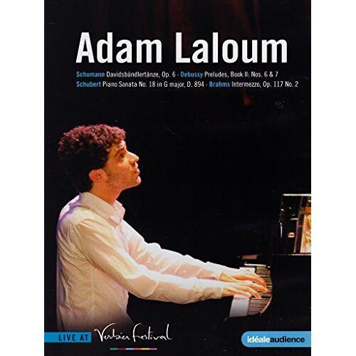 Adam Laloum - Adam Laloum: Live At Verbier Festival - Preis vom 20.10.2020 04:55:35 h