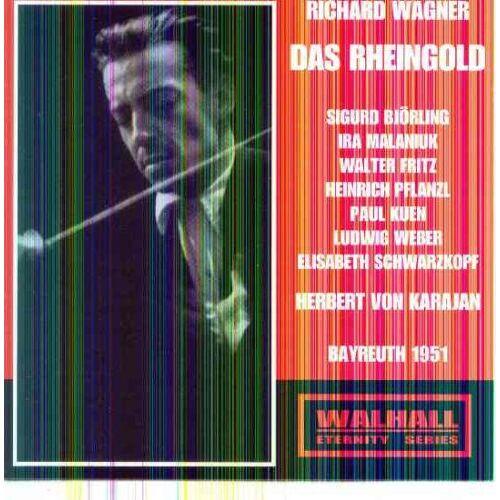 Wagner:Rheingold - Das Rheingold - Preis vom 31.05.2020 05:05:52 h