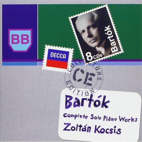 Zoltan Kocsis - Klavierwerke (Ga) - Preis vom 21.01.2021 06:07:38 h