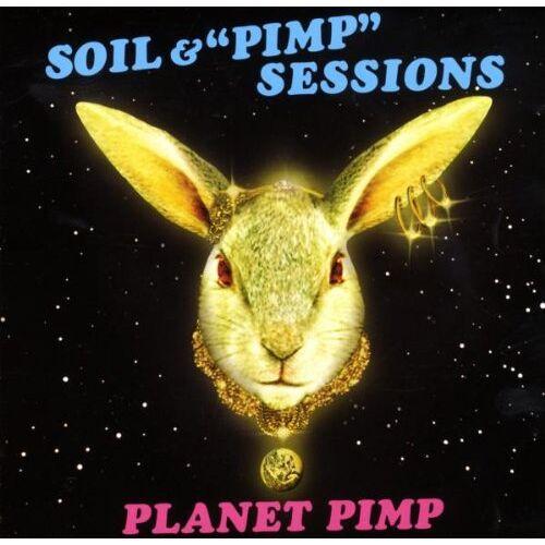 Soil & Pimp Sessions - Planet Pimp - Preis vom 20.10.2020 04:55:35 h