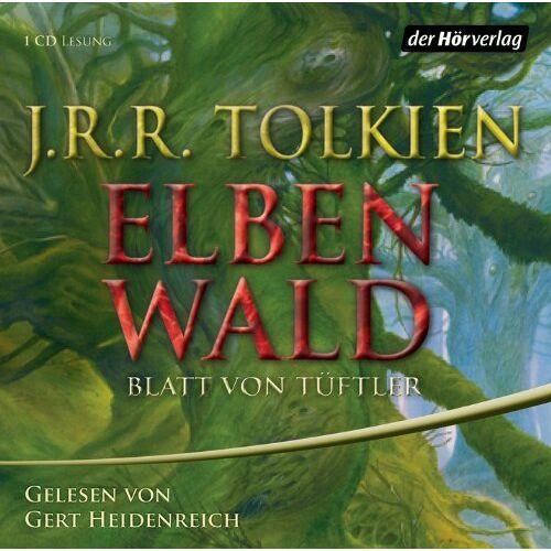 Tolkien, J. R. R. - Elbenwald: Blatt von Tüftler - Preis vom 27.02.2021 06:04:24 h