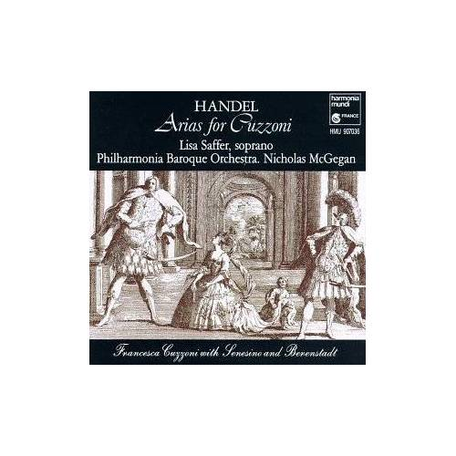 Lisa Saffer - Händel: Arias For Cuzzoni - Preis vom 11.05.2021 04:49:30 h