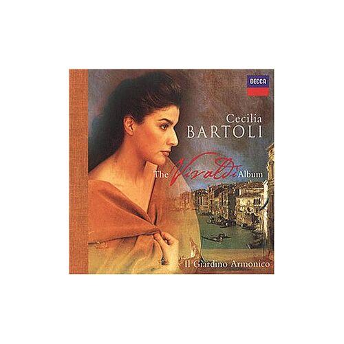Cecilia Bartoli - Cecilia Bartoli ~ The Vivaldi Album - Preis vom 19.01.2020 06:04:52 h
