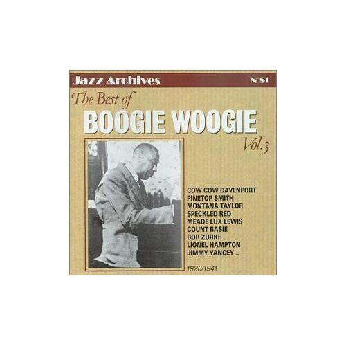 Best of Boogie Woogie 3 - Boogie Woogie Vol.3 - Preis vom 20.10.2020 04:55:35 h