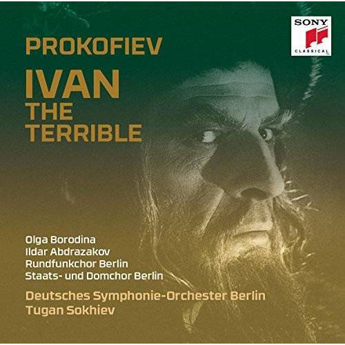 Olga Borodina - Ivan the Terrible - Preis vom 20.10.2020 04:55:35 h