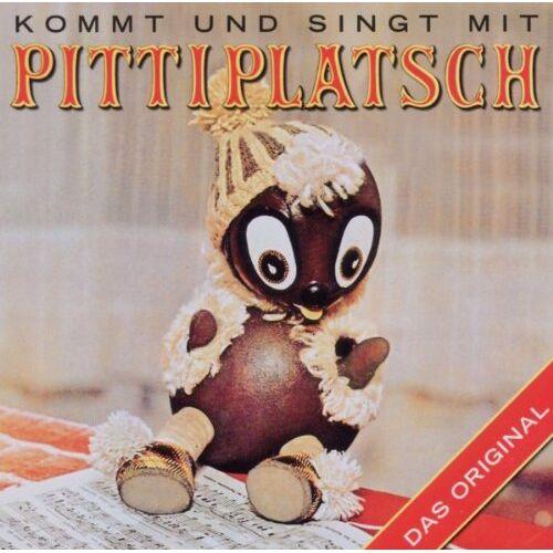 Pittiplatsch - Kommt und Singt mit Pittiplatsch - Preis vom 25.01.2021 05:57:21 h