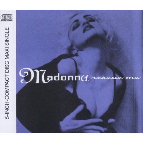 Madonna - Rescue Me/Rescue Me - Preis vom 23.01.2021 06:00:26 h