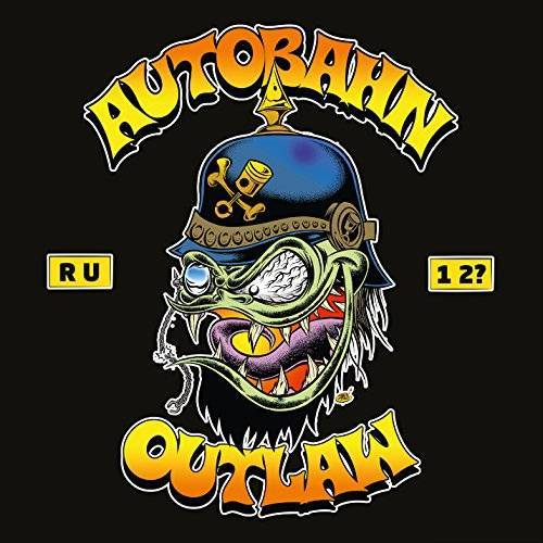 Autobahn Outlaw - Are You One Too - Preis vom 27.10.2020 05:58:10 h