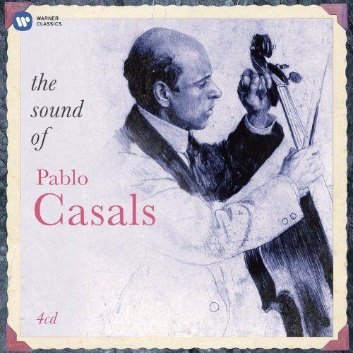 Pablo Casals - The Sound of Pablo Casals - Preis vom 28.02.2021 06:03:40 h