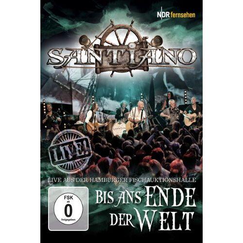 Santiano - Bis ans Ende der Welt - Live - Preis vom 20.10.2020 04:55:35 h