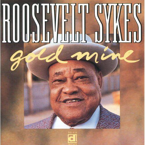 Roosevelt Sykes - Gold Mine - Preis vom 13.05.2021 04:51:36 h