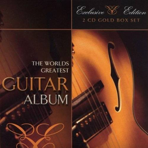 Sanchez, Cassavette, Carran - The World Greatest Guitar Album (Gitarre Instrumental) - Preis vom 20.10.2020 04:55:35 h