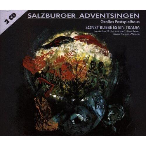 Tobias Reiser - Sonst Bliebe Es Ein Traum/Salz - Preis vom 06.03.2021 05:55:44 h