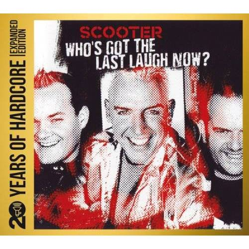 Scooter - 20 Years of Hardcore-Who's Got the Last Laugh Now? - Preis vom 28.02.2021 06:03:40 h