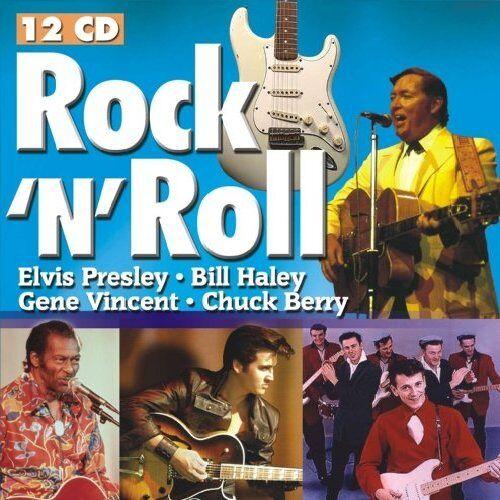 Various - Rock 'N' Roll - 12 CD Box - Preis vom 12.04.2021 04:50:28 h