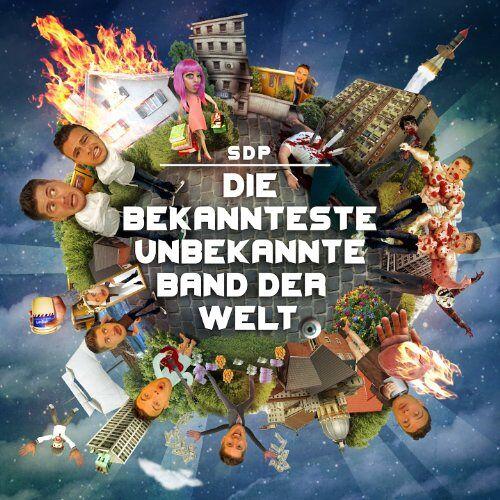 SDP - Die bekannteste unbekannte Band der Welt - Preis vom 20.10.2020 04:55:35 h