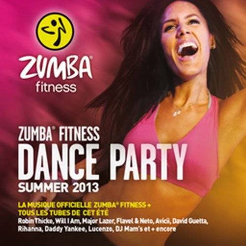 Various - Zumba Fitness Dance Party 3 - Preis vom 18.11.2019 05:56:55 h
