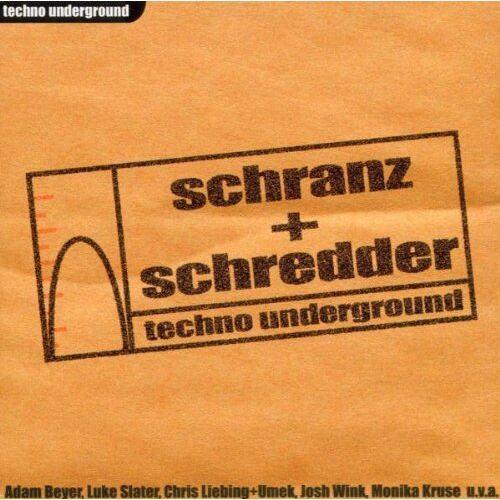 Various - Schranz & Schredder - Preis vom 20.10.2020 04:55:35 h