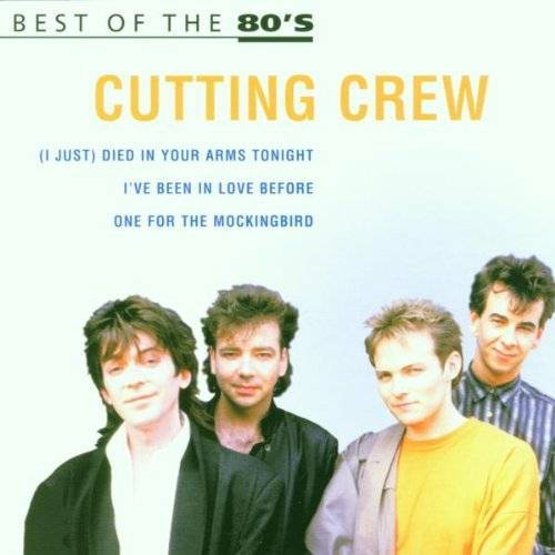 Cutting Crew - Cutting Crew Best of 80'S - Preis vom 25.01.2021 05:57:21 h