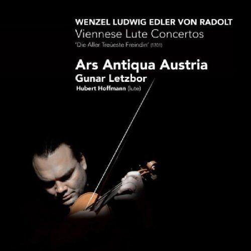 Gunar Letzbor - VIENNESE LUTE CONCERTOS - Preis vom 02.12.2020 06:00:01 h
