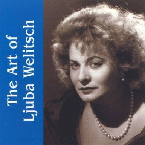Ljuba Welitsch - The Art of Ljuba Welitsch - Preis vom 18.04.2021 04:52:10 h