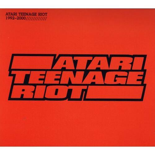 Atari Teenage Riot - Atari Teenage Riot (1992-2000) [Vinyl LP] - Preis vom 07.03.2021 06:00:26 h