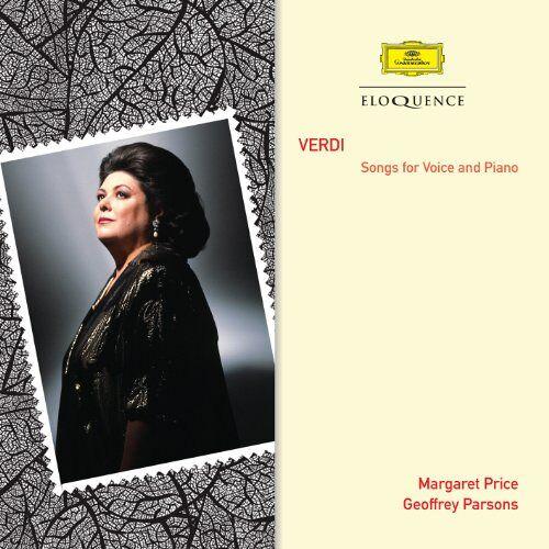 Margaret Price - Lieder - Preis vom 18.04.2021 04:52:10 h