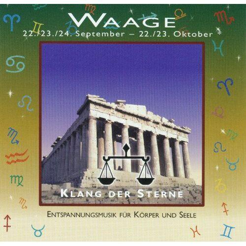 Various - Klang der Sterne - Waage - Preis vom 07.03.2021 06:00:26 h