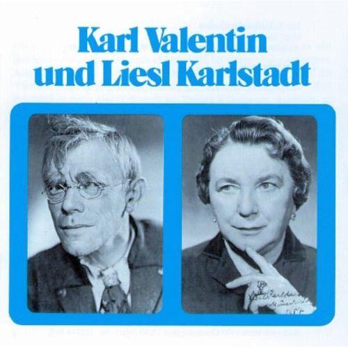 Liesl Karlstadt - Karl Valentin und Liesl Karlstadt - Preis vom 12.05.2021 04:50:50 h