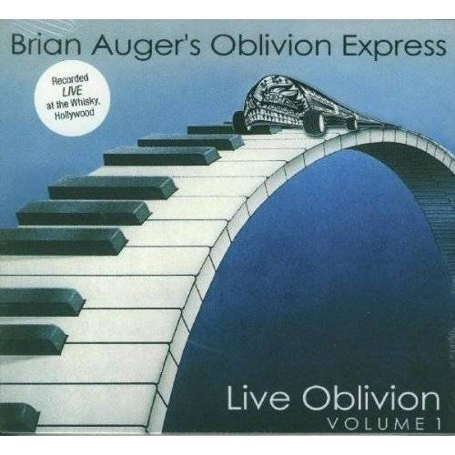 Auger, Brian'S Oblivion Express - Live Oblivion Vol. 1 & 2 - Preis vom 18.10.2020 04:52:00 h