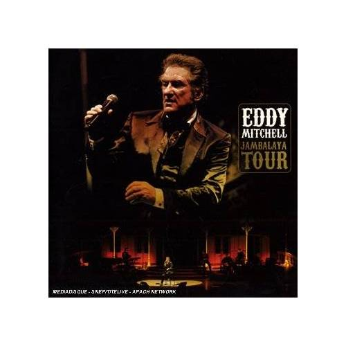 Eddy Mitchell - Jambalaya Tour(2cd) - Preis vom 27.02.2021 06:04:24 h