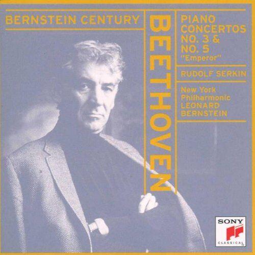 R. Serkin - Bernstein Century (Beethoven: Klavierkonzerte) - Preis vom 20.10.2020 04:55:35 h