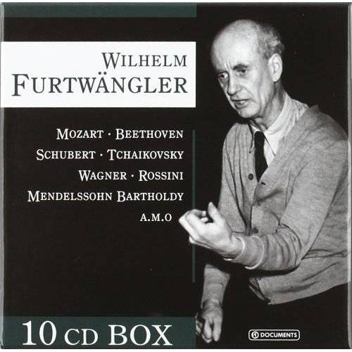 Wilhelm Furtwängler - Furtwängler-Wallet Box - Preis vom 14.01.2021 05:56:14 h