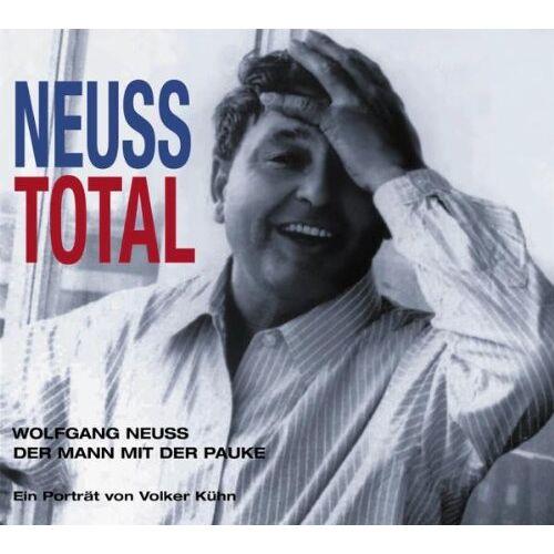 Wolfgang Neuss - Neuss Total-der Mann mit der Pauke - Preis vom 04.10.2020 04:46:22 h