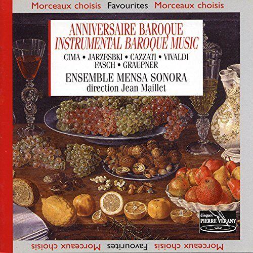 Jean Maillet (1. Violine) - Barocke Instrumentalmusik - Preis vom 21.04.2021 04:48:01 h