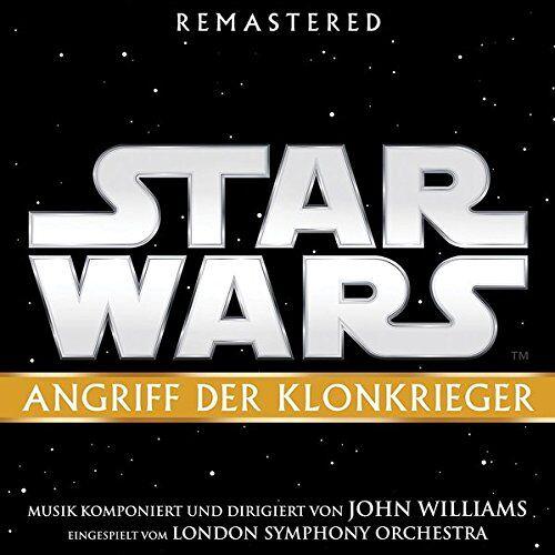 Ost - Star Wars: Angriff der Klonkrieger (Remastered) - Preis vom 24.02.2021 06:00:20 h
