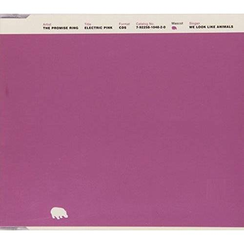 Promise Ring - Electric Pink Ep - Preis vom 18.10.2020 04:52:00 h