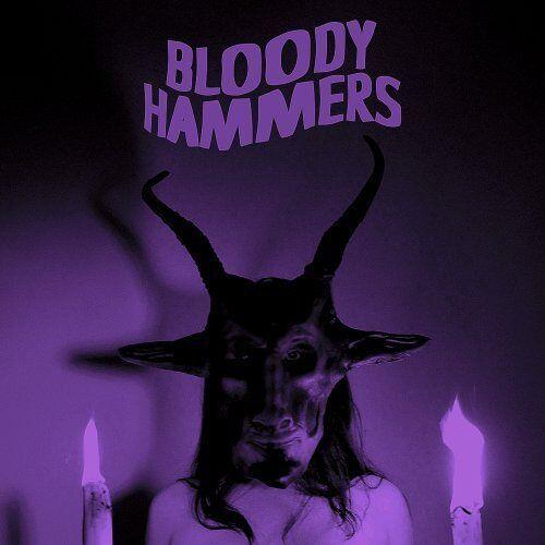 Bloody Hammers - Bloody Hammers [Vinyl LP] - Preis vom 08.12.2019 05:57:03 h
