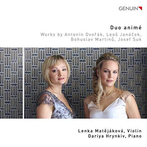 Duo Animé - Werke für Violine & Klavier - Preis vom 23.01.2021 06:00:26 h