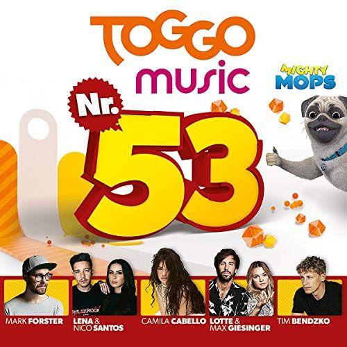 Various - Toggo Music 53 - Preis vom 15.04.2021 04:51:42 h