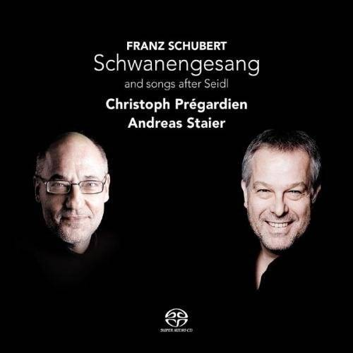 Christoph Prégardien - SCHWANENGESANG AND SONGS AFTER SEIDL - Preis vom 24.02.2021 06:00:20 h