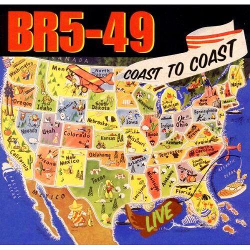 Br5-49 - Coast to Coast Live - Preis vom 22.04.2021 04:50:21 h