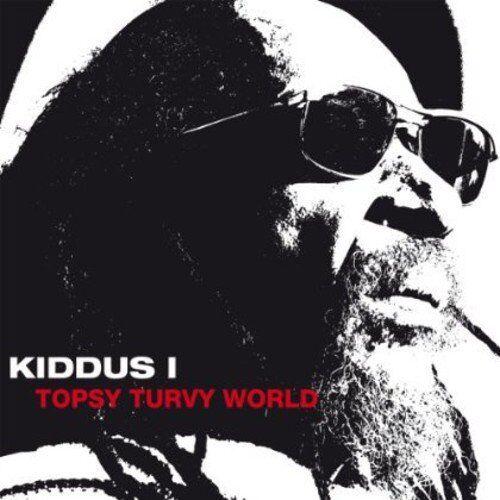 Kiddus I - Topsy Turvy World [Vinyl LP] - Preis vom 18.04.2021 04:52:10 h