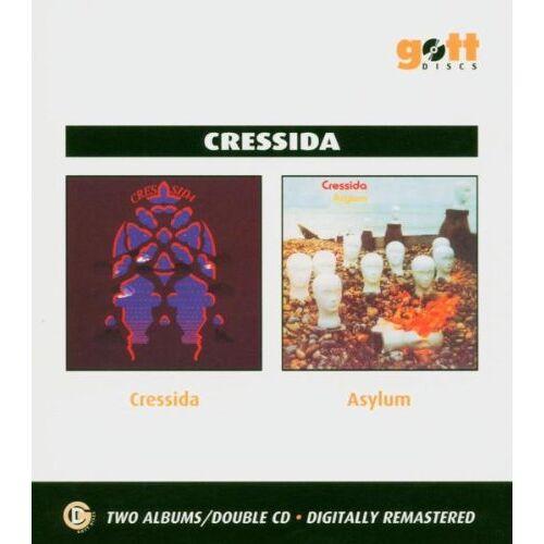 Cressida - Cressida / Asylum - Preis vom 03.05.2021 04:57:00 h